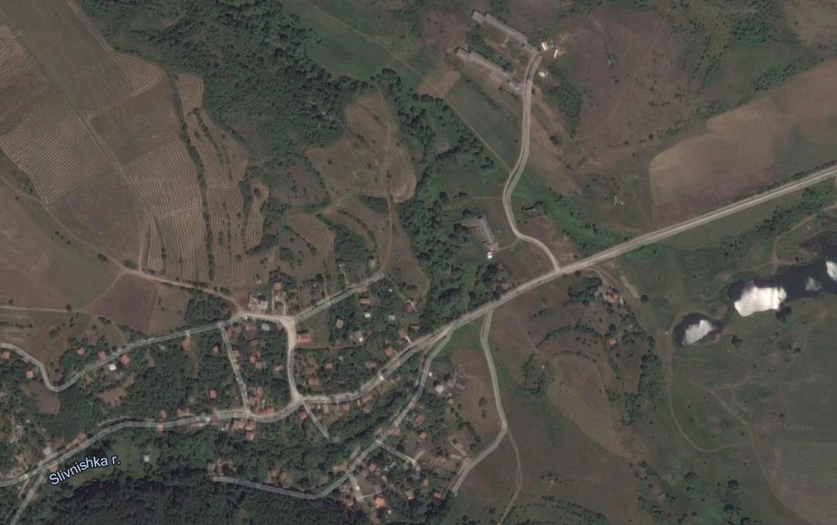 Radulovtsi Google Earth