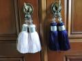 Deko für Kastenschlüssel, Kerzenständer etc. rosa und blau.JPG
