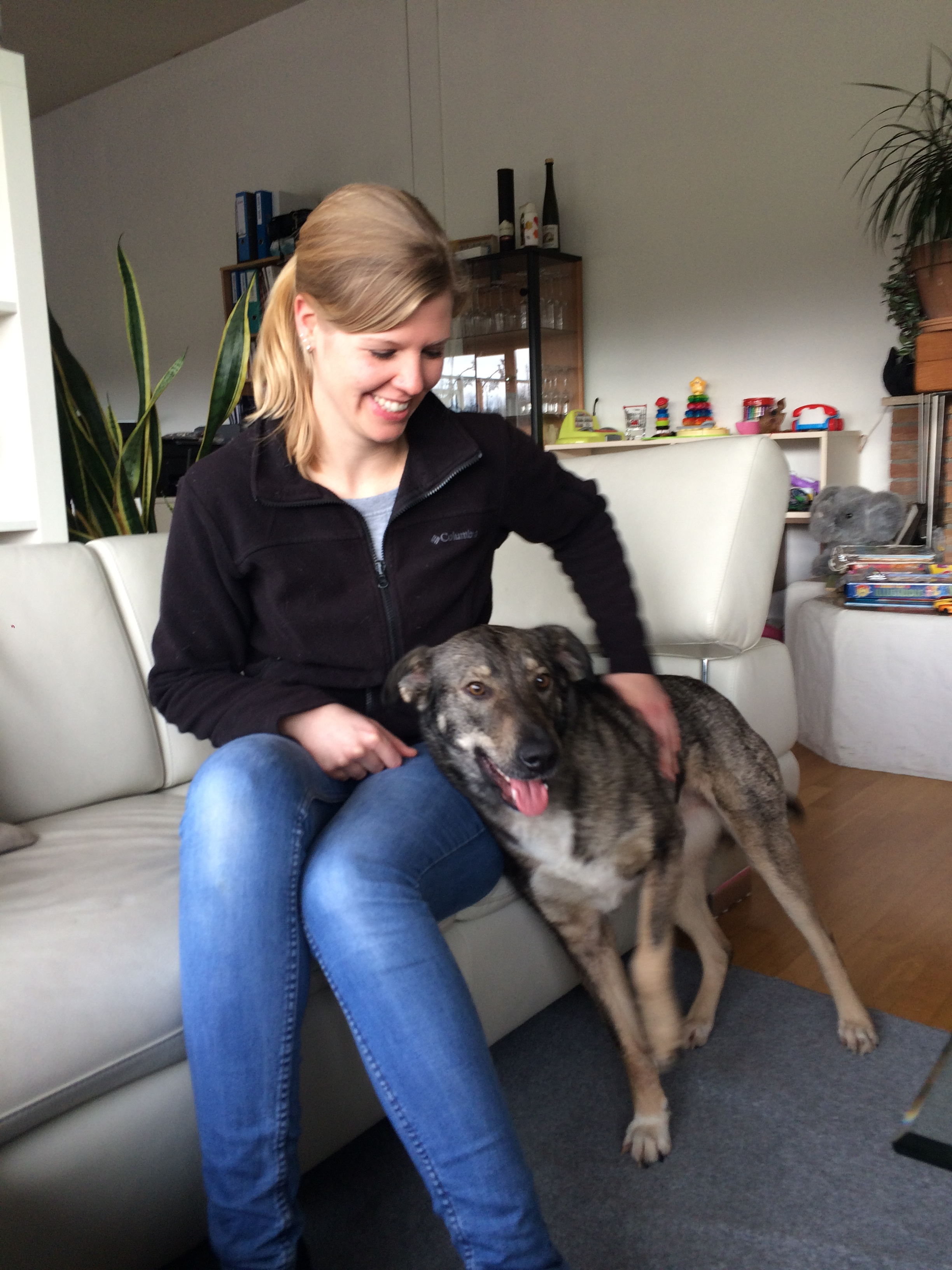 Jeannine und Noemi